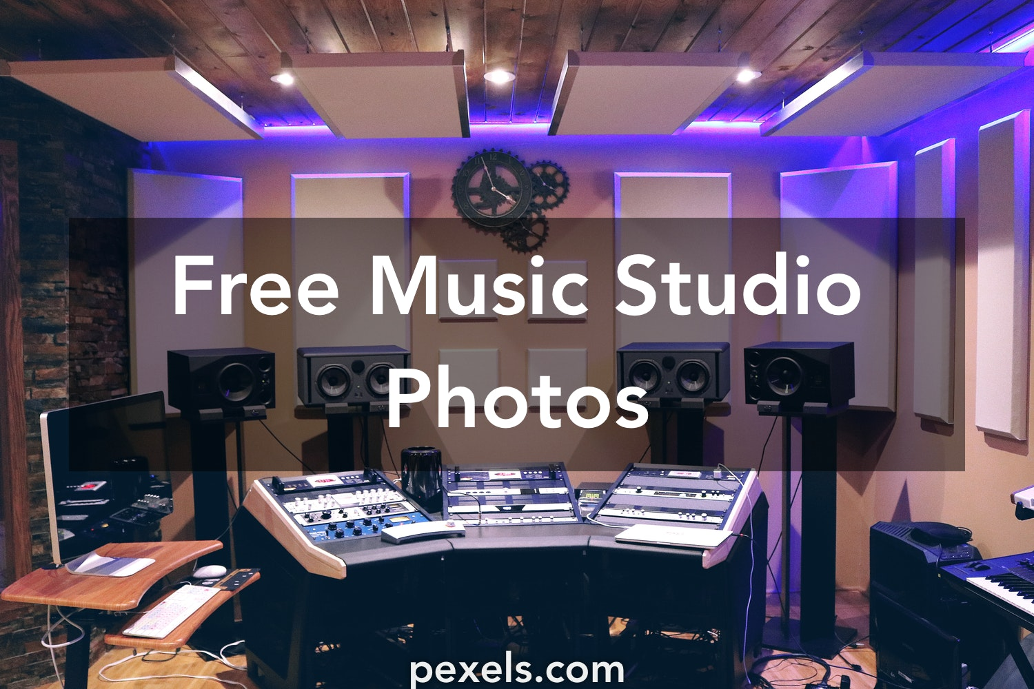 Free Stock Photos Of Music Studio Pexels