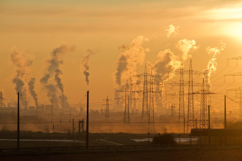 view Особенности загрязнения воздушного