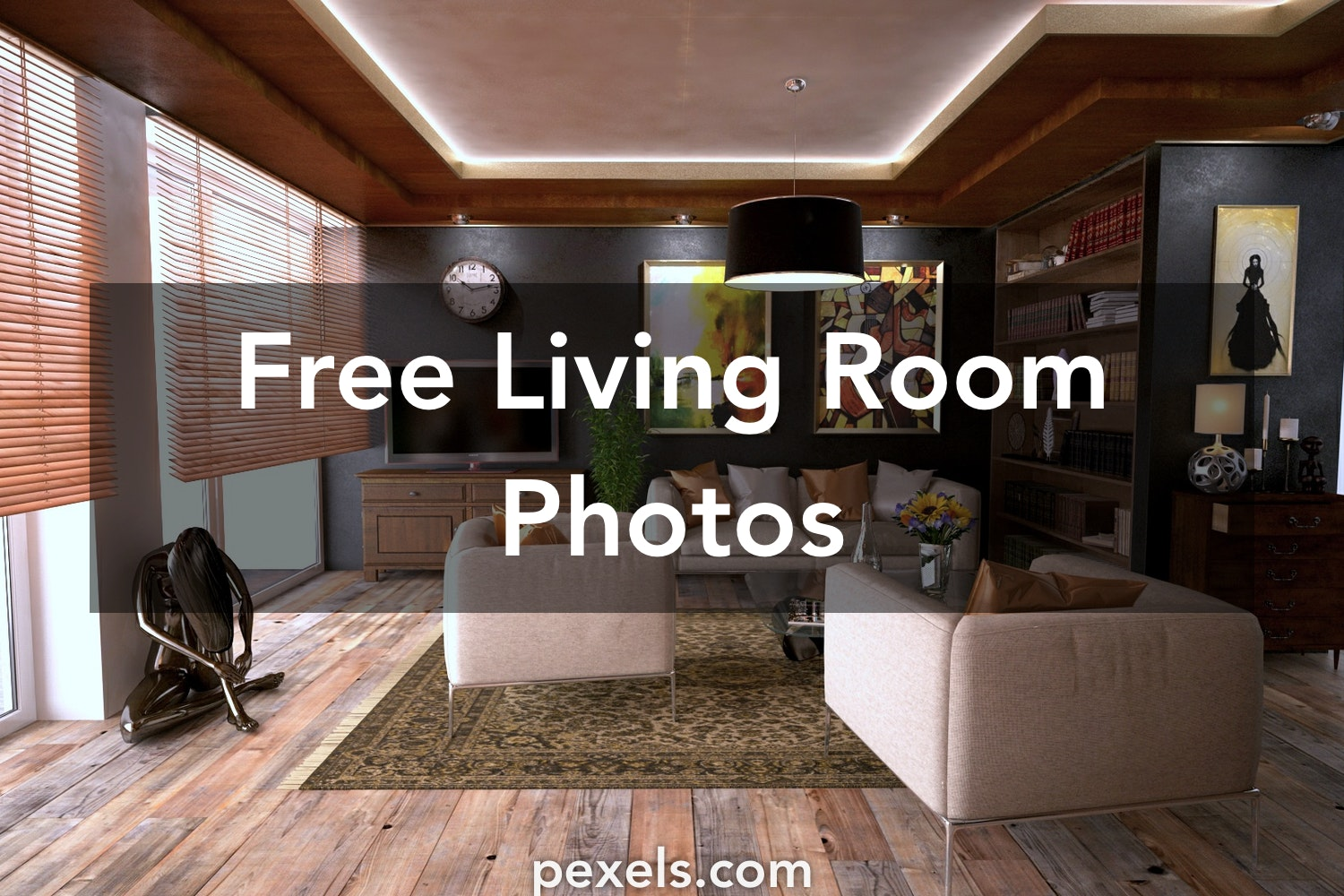 free stock photos of living room pexels