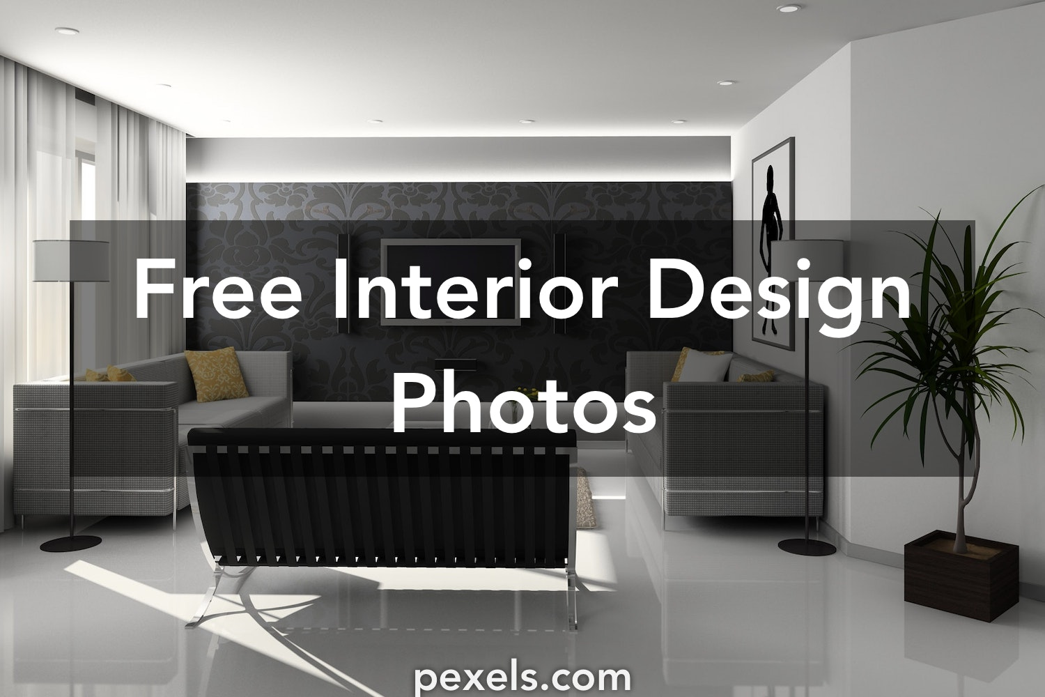 Modern Design Of Interior Royalty Free Stock Photos ...
