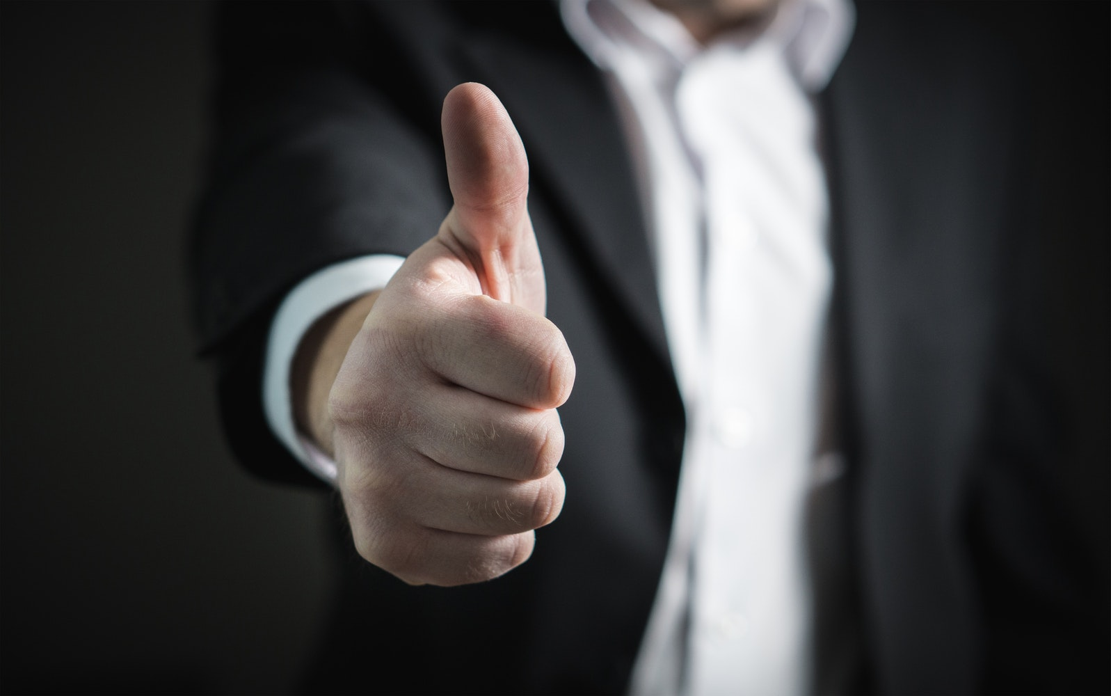 free stock photos of thumbs up pexels