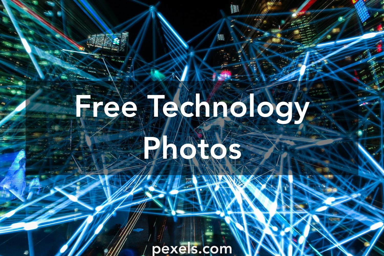technology pexels technological heavy tech background open