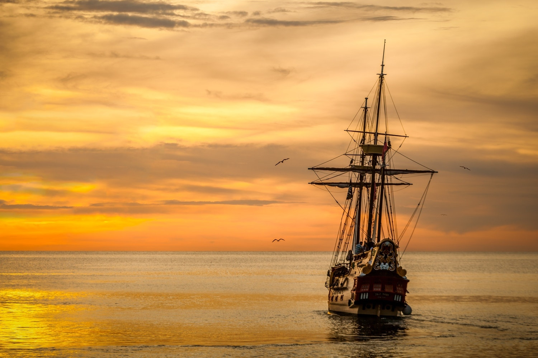 free stock photos of pirate ship pexels