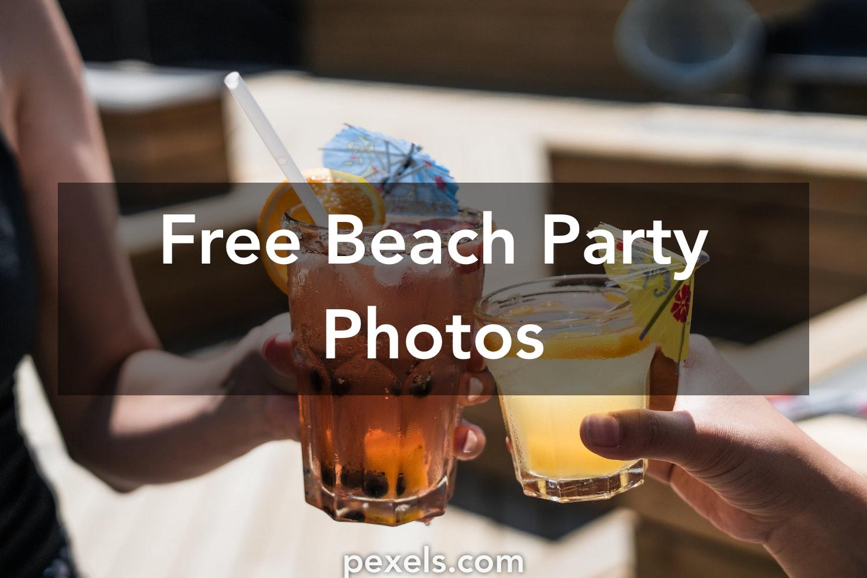 Free stock photos of beach party · Pexels